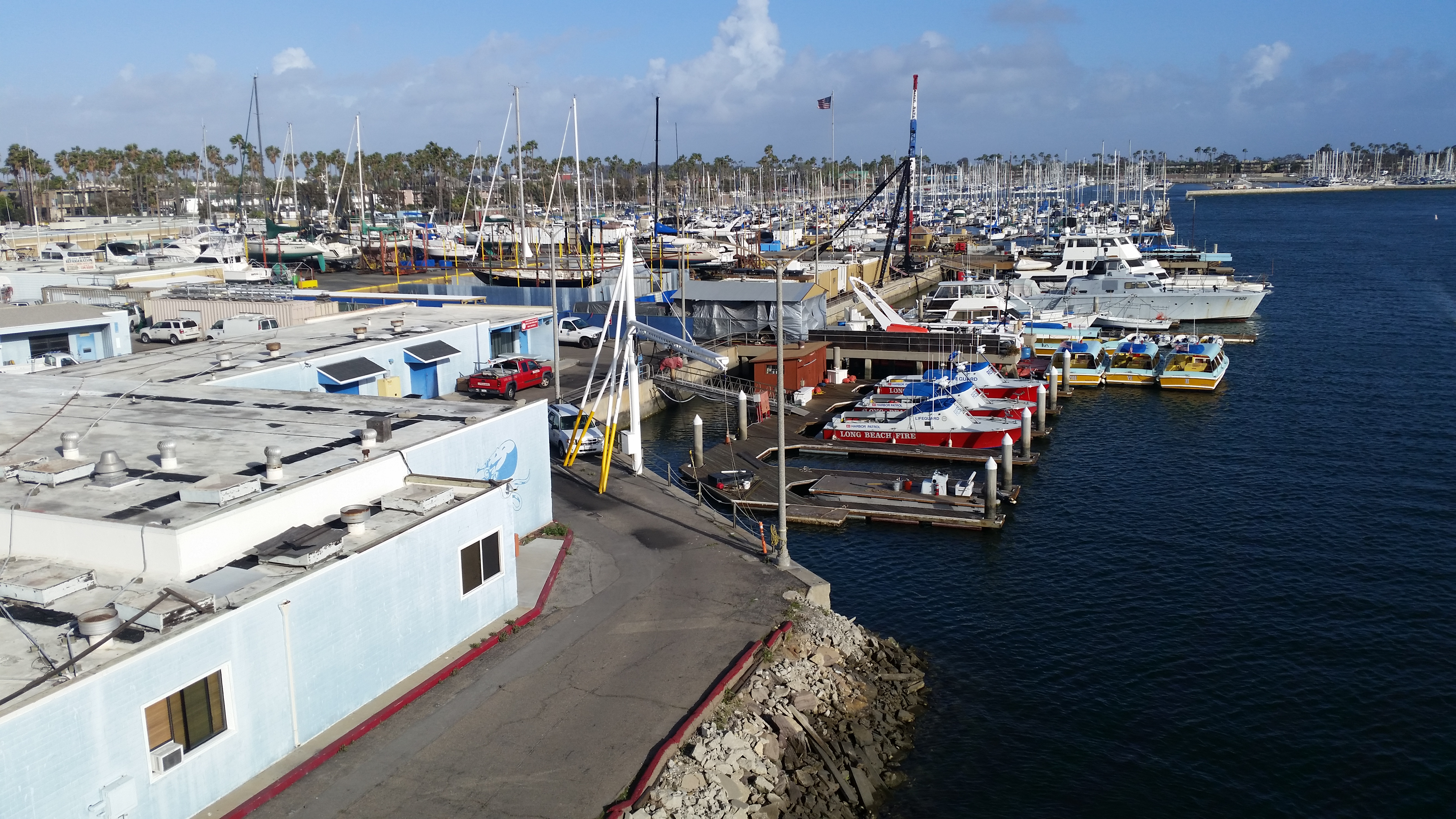 Alamitos Bay Marina - Long Beach Marinas